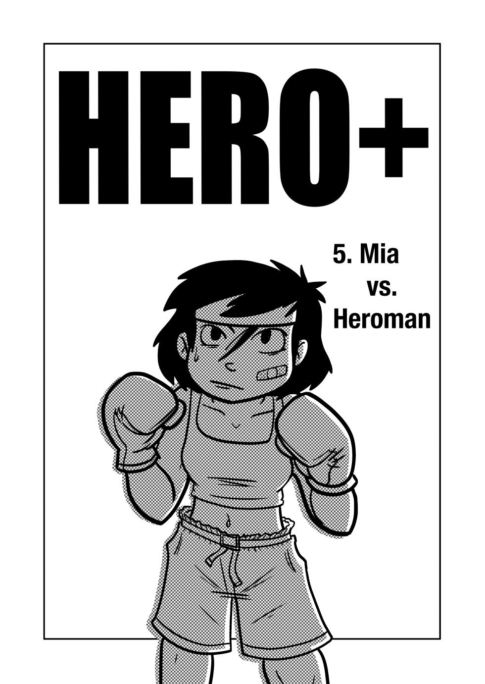 Hero+Plus Chapter 5